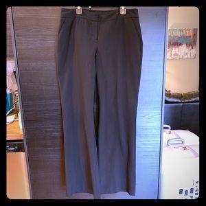 Laundry High Waist Black Work Pants